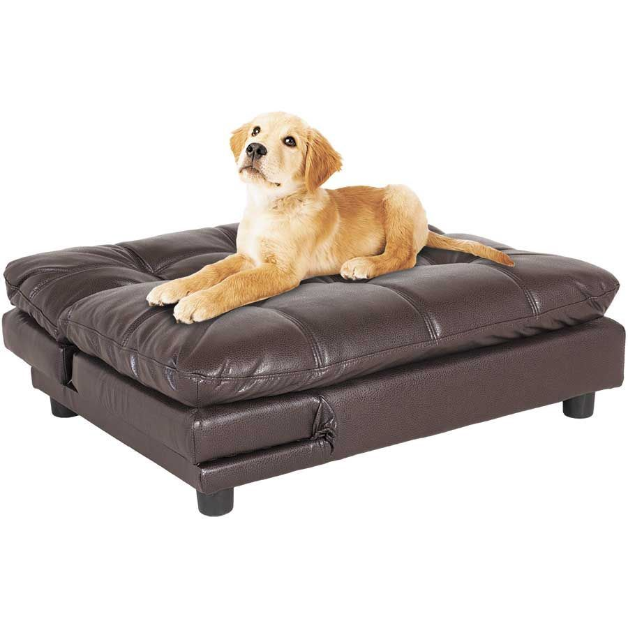 MEMORY FOAM ADJUSTABLE PET BED